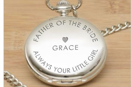 Always your little girl - Pocket Watch