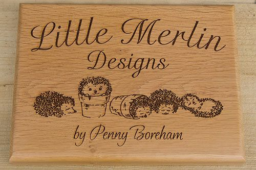 Elegant Wooden Signs & Memorial Plaques | The Sign Maker Shop