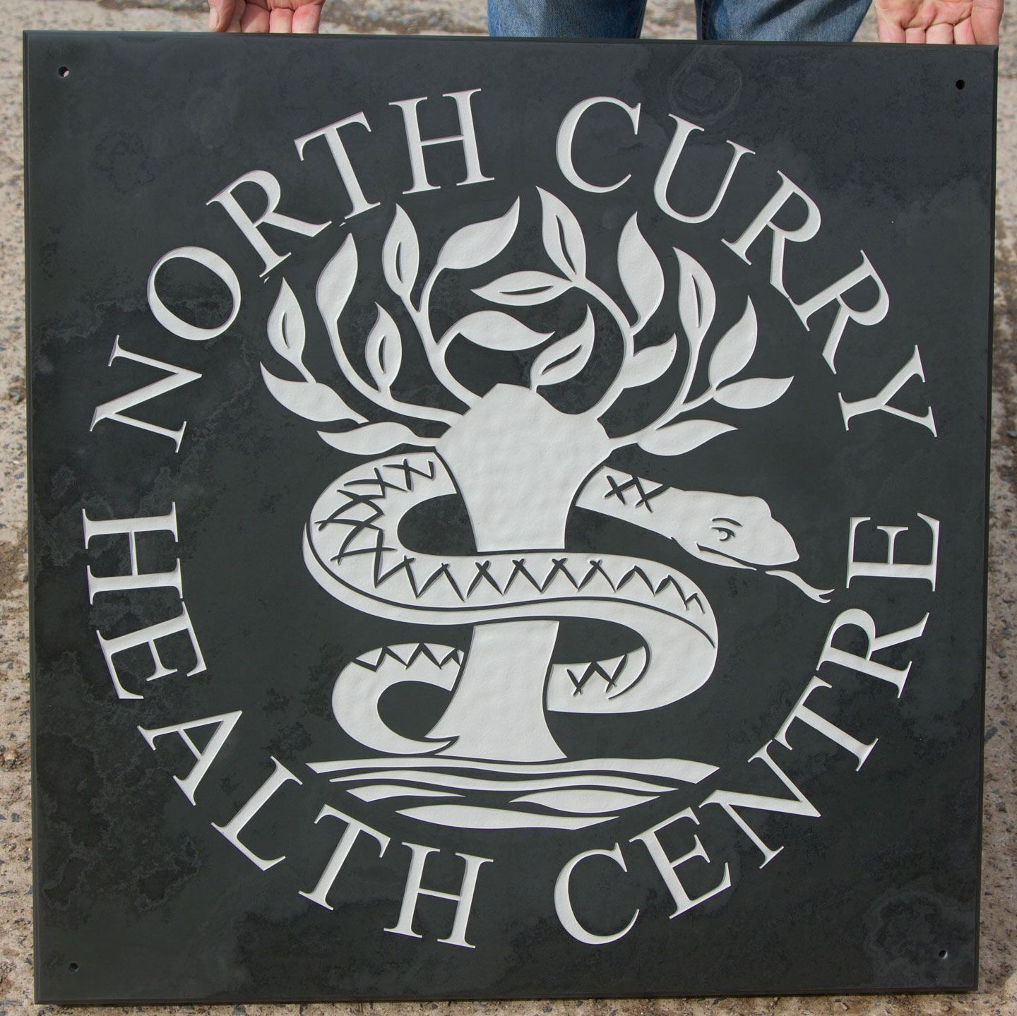 Large Made to Measure Slate Signs (30mm Thick)