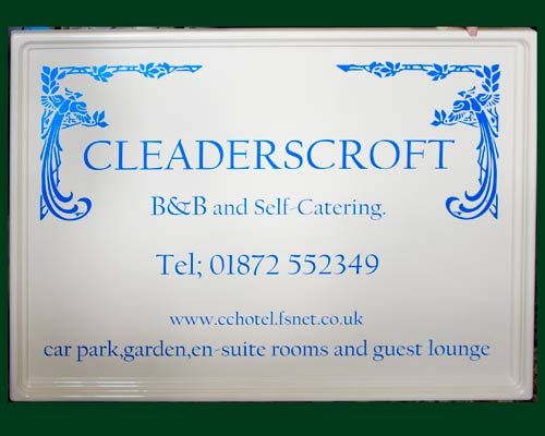 Square & Rectangular GRP Signs
