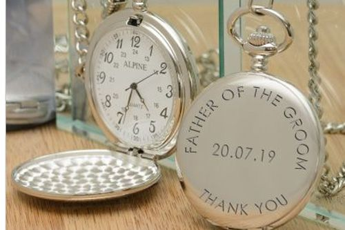 Thank you - Pocket Watch
