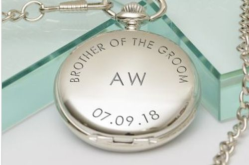Wedding Party (Role) - Pocket Watch