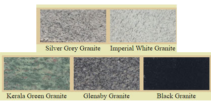 Granite Colours