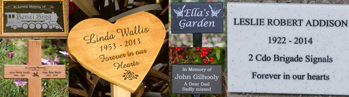 memorial plaques stone tablets engraved plaques the sign maker